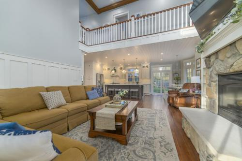 real estate photo of livingroom chautauqua county