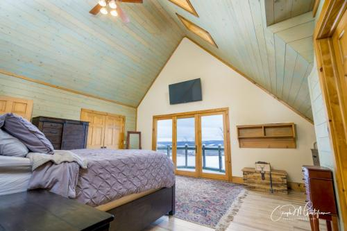 real estate photo of bedroom sinclairville ny